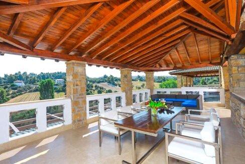 Mansion with helipad in Halkidiki Greece, Luxury Estate in Chalkidiki Greece for sale 21