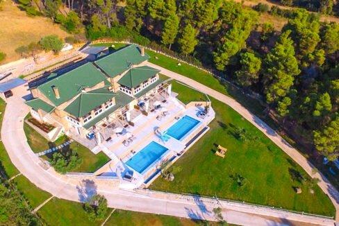 Mansion with helipad in Halkidiki Greece, Luxury Estate in Chalkidiki Greece for sale 5