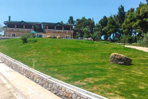 Mansion with helipad in Halkidiki Greece, Luxury Estate in Chalkidiki Greece for sale 8
