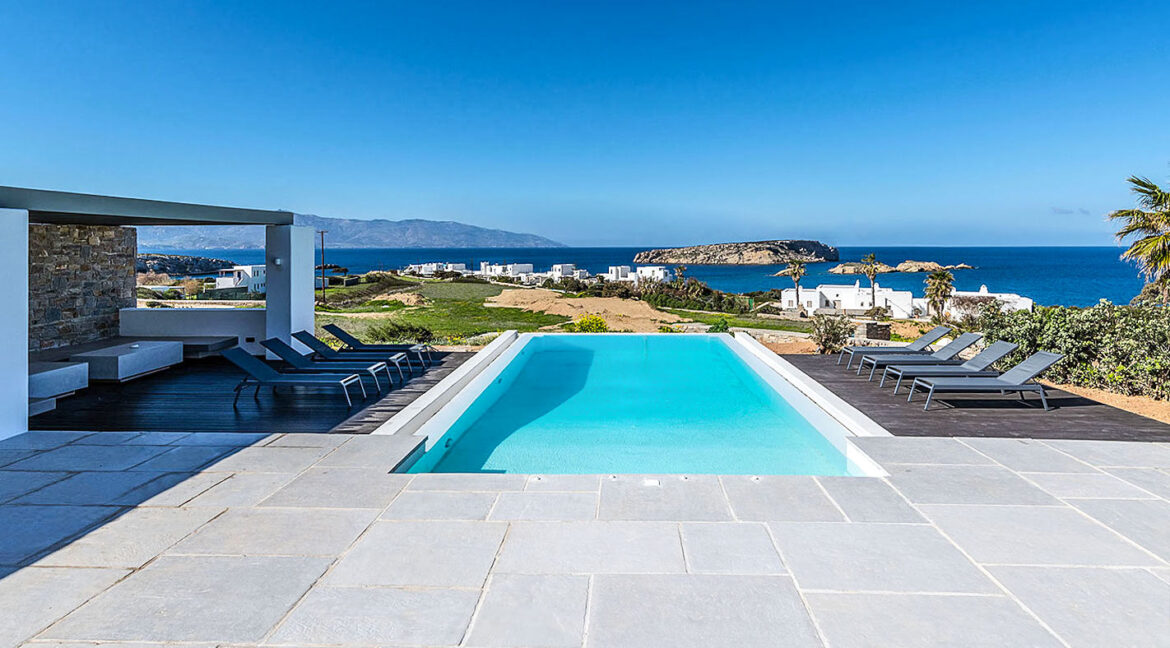 New Luxury Villa Paros Greece For Sale in Santa Maria. Paros Luxury Homes for sale 13