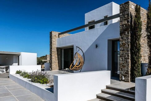 New Luxury Villa Paros Greece For Sale in Santa Maria. Paros Luxury Homes for sale 14