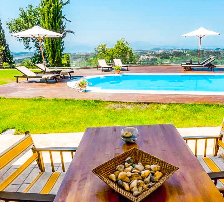 Sea View Villa Corfu Island, Corfu Homes for Sale 10