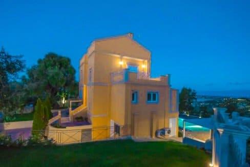 Sea View Villa Corfu Island, Corfu Homes for Sale 21