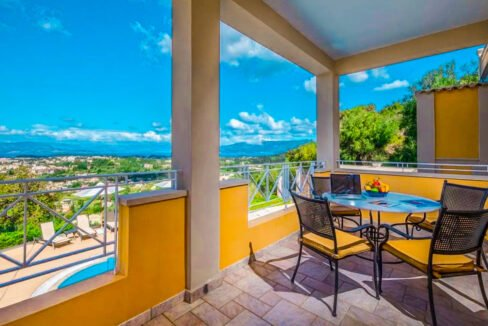 Sea View Villa Corfu Island, Corfu Homes for Sale 36