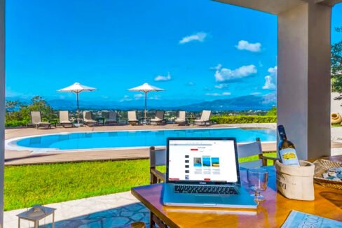 Sea View Villa Corfu Island, Corfu Homes for Sale 37