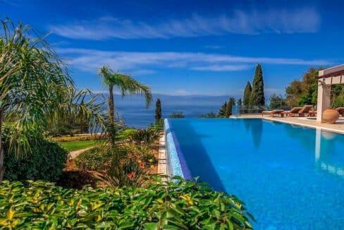 Sea View Villa East Corfu Greece For Sale, Corfu Villas for sale 15