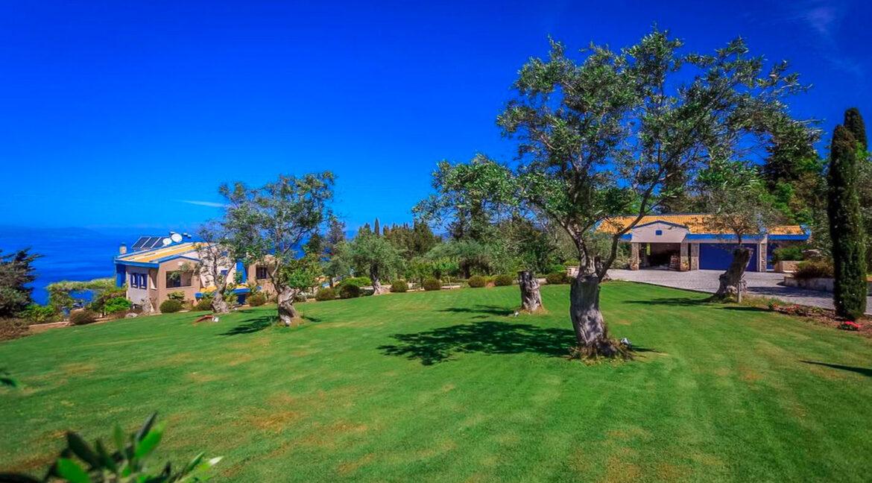 Sea View Villa East Corfu Greece For Sale, Corfu Villas for sale 16