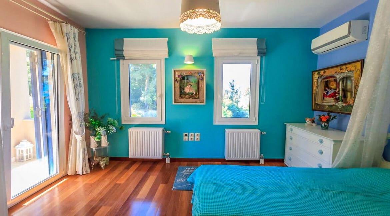 Sea View Villa East Corfu Greece For Sale, Corfu Villas for sale 19