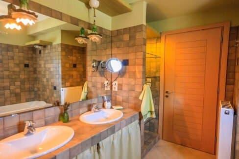Sea View Villa East Corfu Greece For Sale, Corfu Villas for sale 20