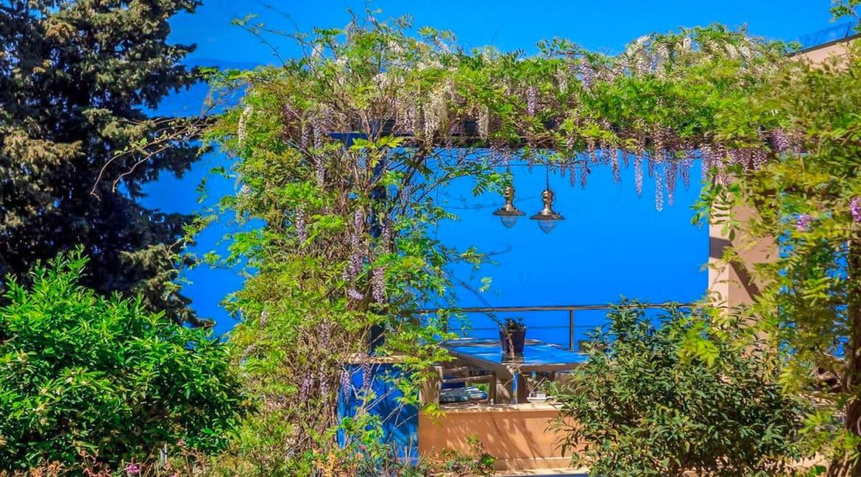 Sea View Villa East Corfu Greece For Sale, Corfu Villas for sale 22