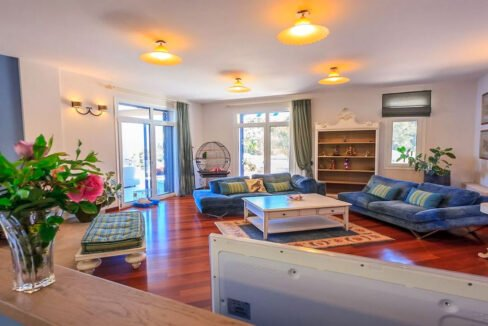 Sea View Villa East Corfu Greece For Sale, Corfu Villas for sale 24