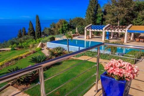 Sea View Villa East Corfu Greece For Sale, Corfu Villas for sale 25