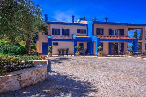 Sea View Villa East Corfu Greece For Sale, Corfu Villas for sale 27