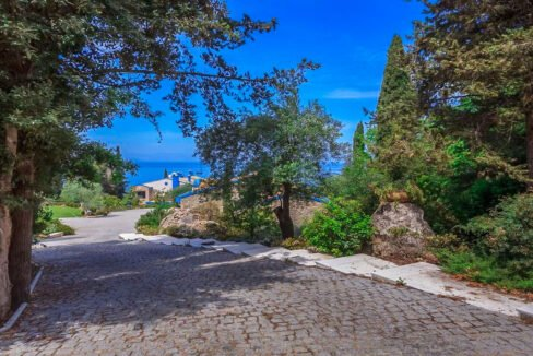Sea View Villa East Corfu Greece For Sale, Corfu Villas for sale 28