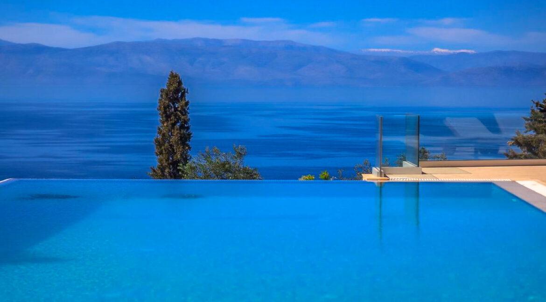 Sea View Villa East Corfu Greece For Sale, Corfu Villas for sale 29
