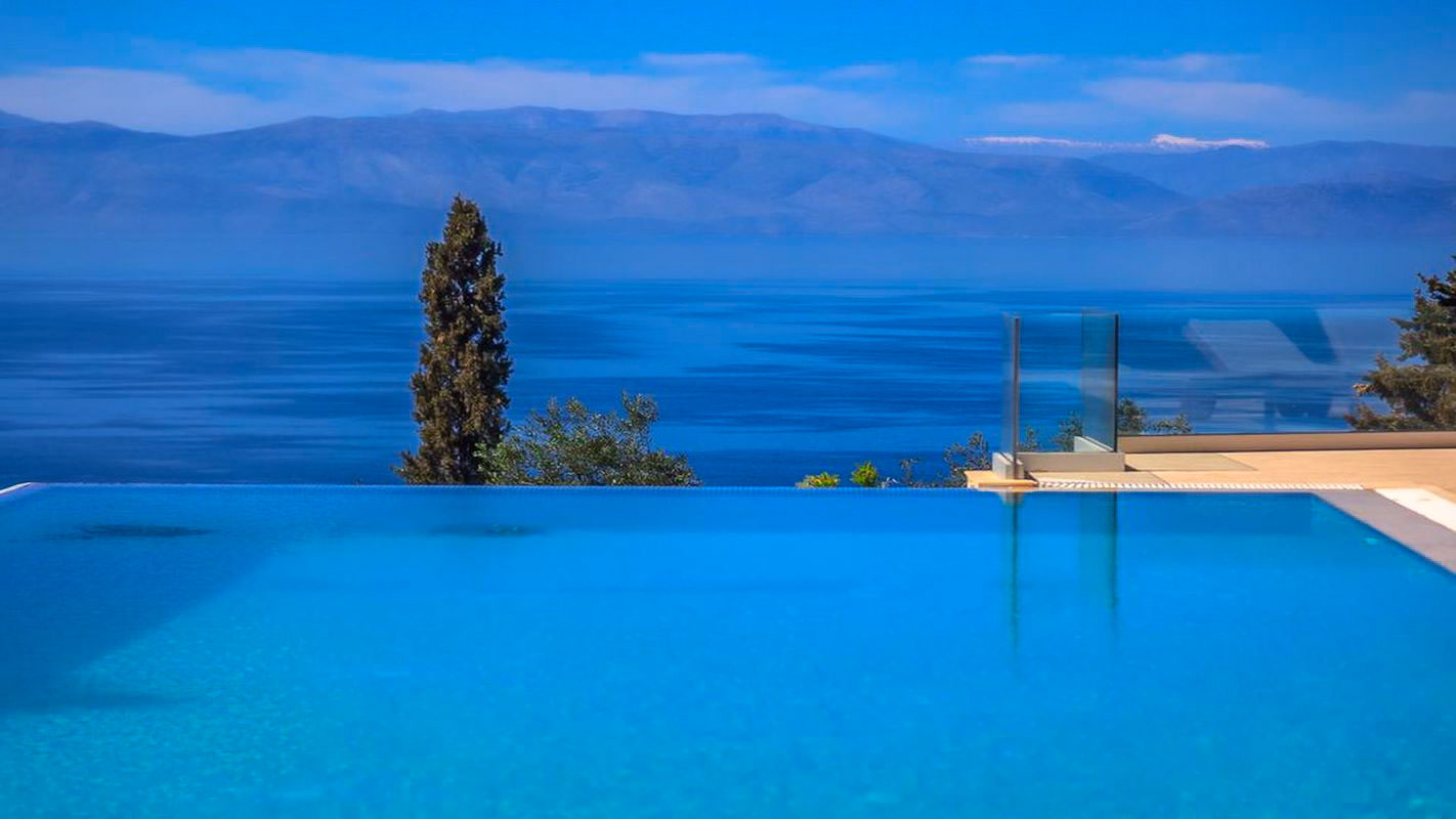 Sea View Villa East Corfu