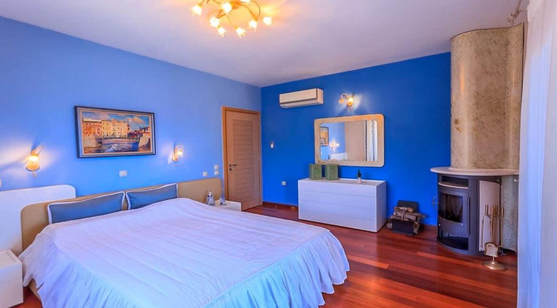 Sea View Villa East Corfu Greece For Sale, Corfu Villas for sale 30