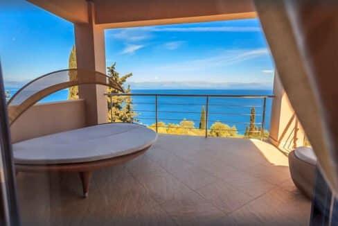 Sea View Villa East Corfu Greece For Sale, Corfu Villas for sale 4