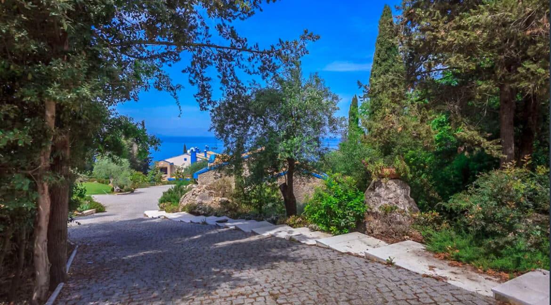 Sea View Villa East Corfu Greece For Sale, Corfu Villas for sale 7