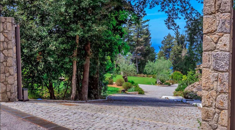 Sea View Villa East Corfu Greece For Sale, Corfu Villas for sale 8
