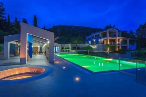 Sea View Villa East Corfu Greece For Sale, Corfu Villas for sale 9