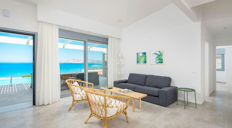 Sea View Villa Lindos Rhodes Greece For Sale, Properties Rodos Greece 10