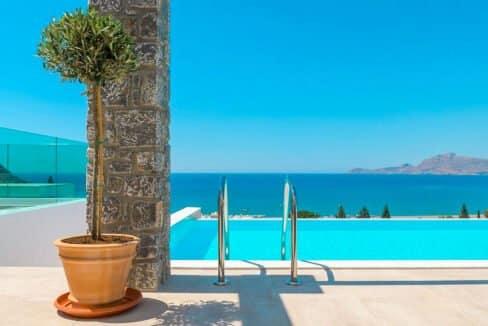 Sea View Villa Lindos Rhodes Greece For Sale, Properties Rodos Greece 19