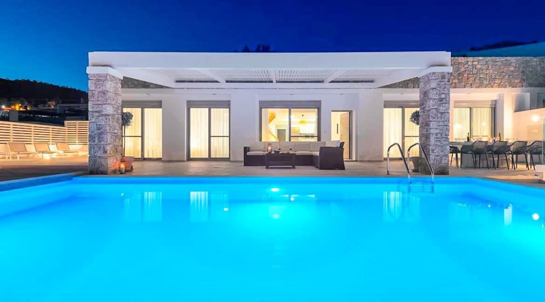 Sea View Villa Lindos Rhodes Greece For Sale, Properties Rodos Greece 24