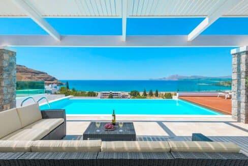 Sea View Villa Lindos Rhodes Greece For Sale, Properties Rodos Greece 26