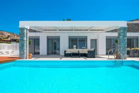 Sea View Villa Lindos Rhodes Greece For Sale, Properties Rodos Greece 27