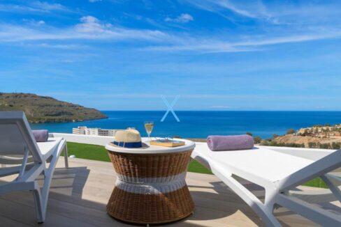 Sea View Villas Rhodes Greece, Lindos. Luxury Properties for Sale Rodos Greece 12
