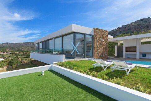 Sea View Villas Rhodes Greece, Lindos. Luxury Properties for Sale Rodos Greece 2