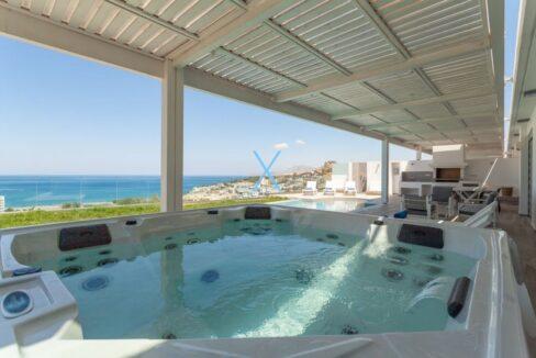 Sea View Villas Rhodes Greece, Lindos. Luxury Properties for Sale Rodos Greece 5