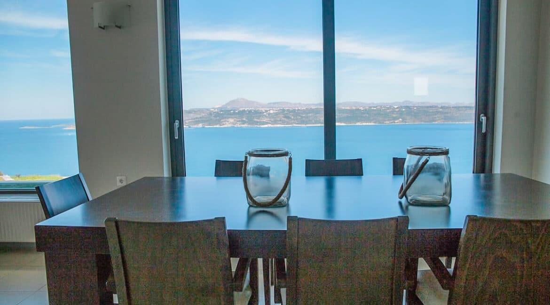 Seaview Villa for sale in Crete. Crete Properties for sale 11