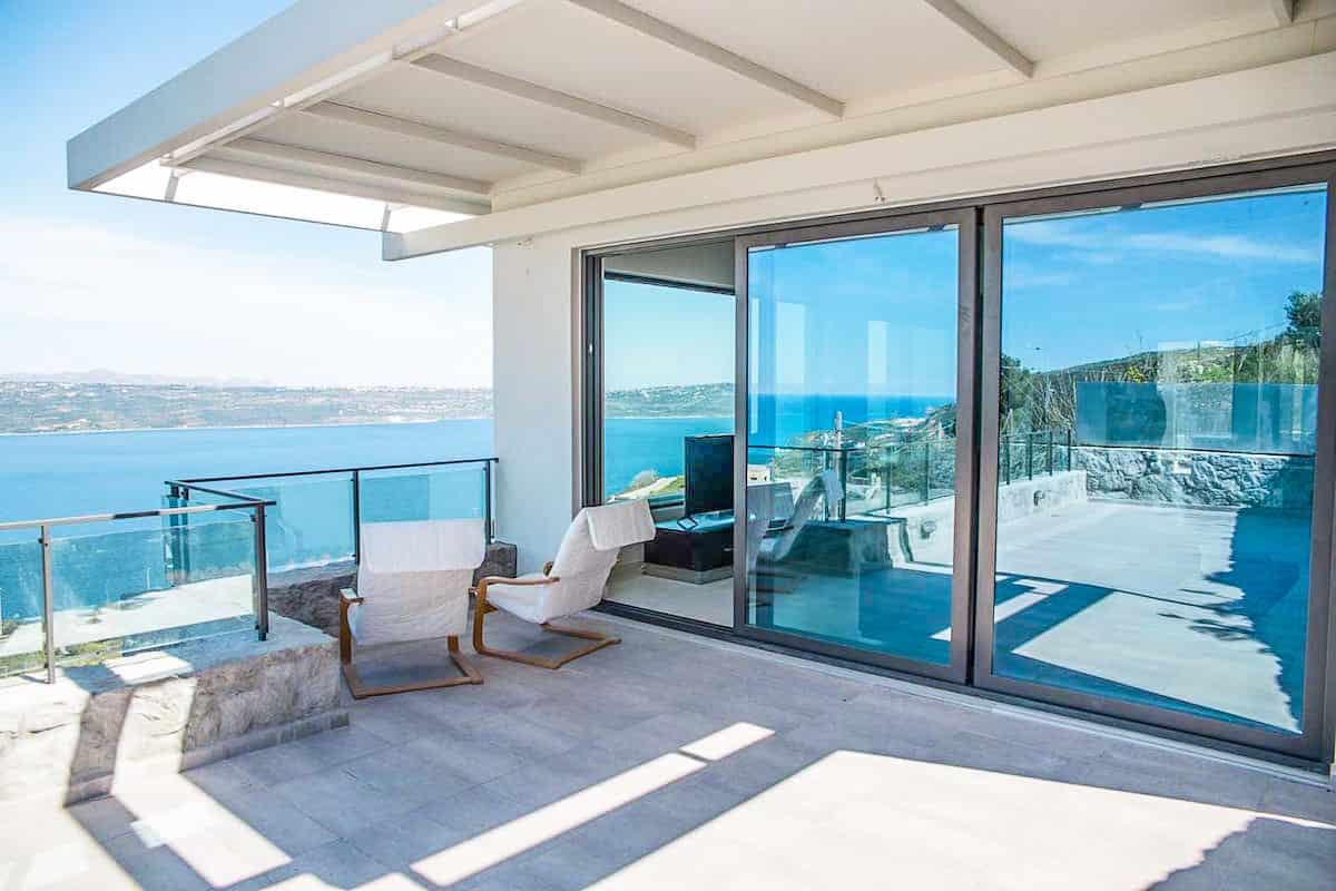 Seaview Villa for sale in Crete, Apokoronas