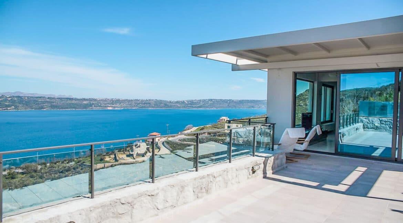 Seaview Villa for sale in Crete. Crete Properties for sale 32