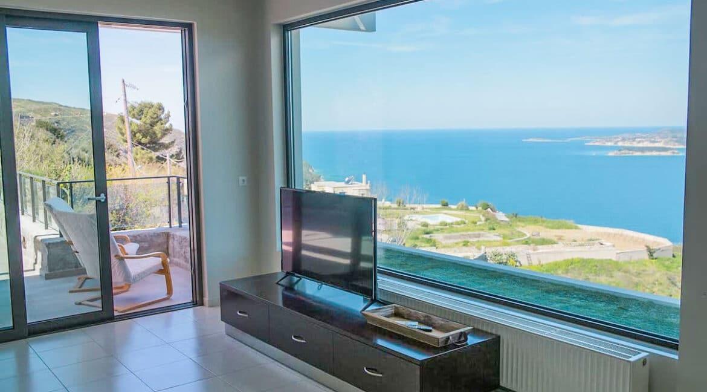 Seaview Villa for sale in Crete. Crete Properties for sale 4