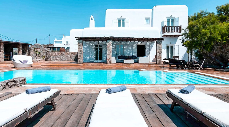 Villa for sale Ornos Mykonos, Mykonos Properties