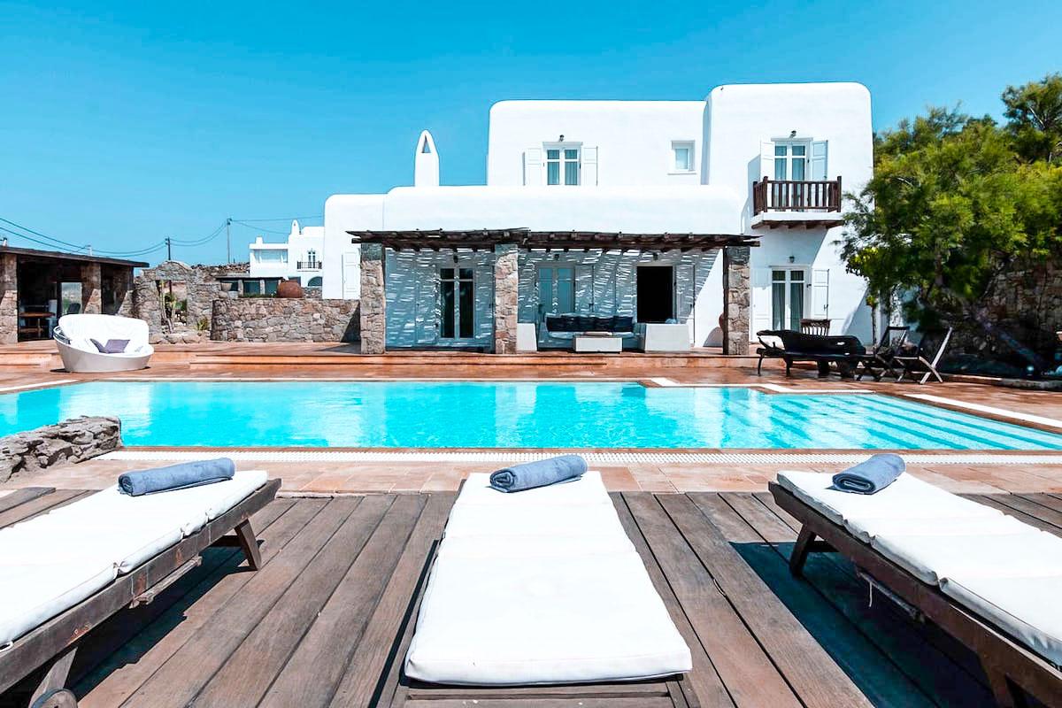 Villa for sale Ornos Mykonos