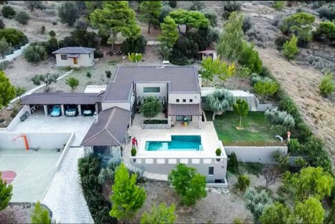 Villa in Athens for sale Vari, South Attica Luxury Property