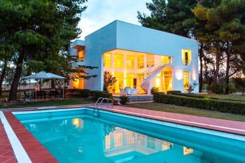 Villa in Kallikratia Halkidiki, House for sale in Halkidiki Greece, Halkidiki Properties 26