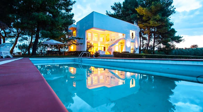 Villa in Kallikratia Halkidiki, House for sale in Halkidiki Greece, Halkidiki Properties 5