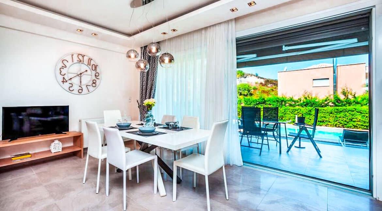 Villa in Kassandra Halkidiki, Pefkohori Halkidiki for sale. Halkidiki Properties 13