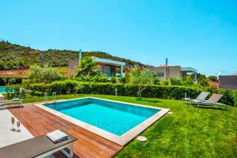 Villa in Kassandra Halkidiki, Pefkohori Halkidiki for sale. Halkidiki Properties 19