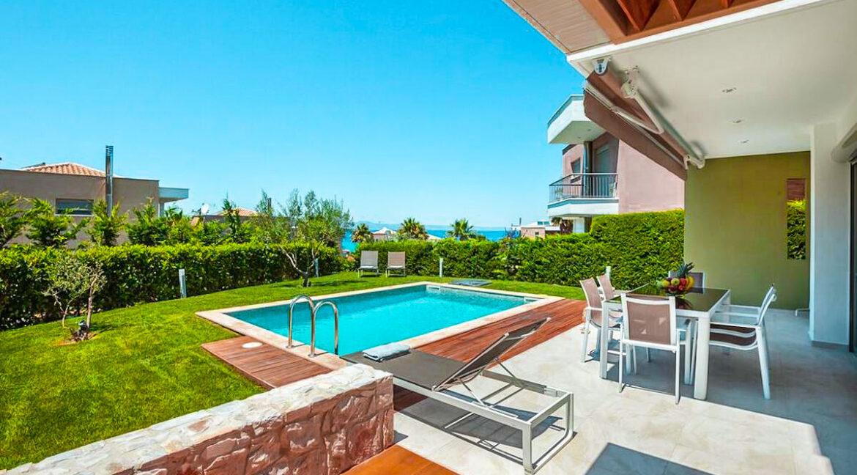 Villa in Kassandra Halkidiki, Pefkohori Halkidiki for sale. Halkidiki Properties 20