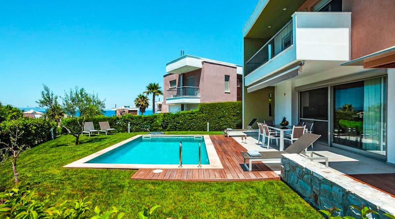 Villa in Kassandra Halkidiki, Pefkohori Halkidiki for sale. Halkidiki Properties 21