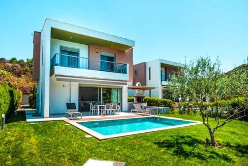 Villa in Kassandra Halkidiki, Pefkohori Halkidiki for sale. Halkidiki Properties 24