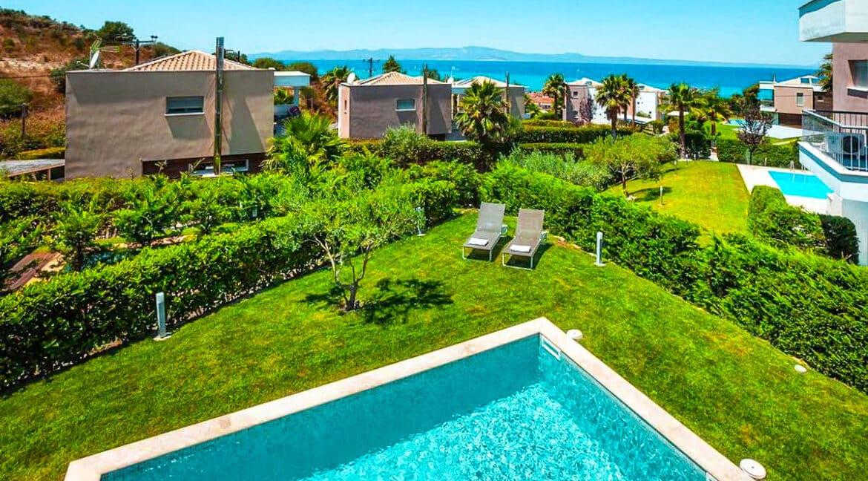 Villa in Kassandra Halkidiki, Pefkohori Halkidiki for sale. Halkidiki Properties 26