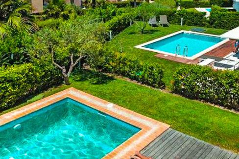 Villa in Kassandra Halkidiki, Pefkohori Halkidiki for sale. Halkidiki Properties 27