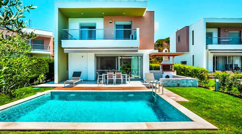 Villa in Kassandra Halkidiki, Pefkohori Halkidiki for sale. Halkidiki Properties 28
